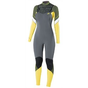 Roupa de Neoprene Long John Diva Pro2 3.2MM ChestZiper - Mormaii