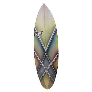Prancha De Surf San Clement 6'1 - Index Krown