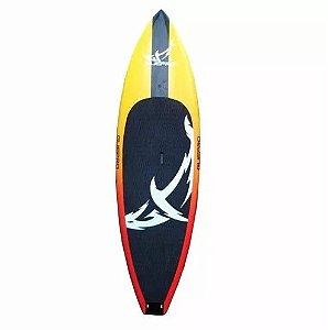 Prancha De Stand Up Paddle 9'4 Amarelo laranja - Guepro