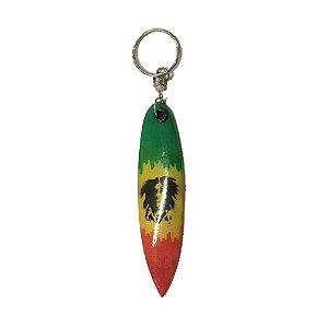 Chaveiro Prancha de Surf Bob Marley