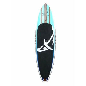 Prancha De Stand Up Paddle 10'4 - Azul/Marrom - Guepro