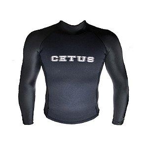 Camiseta de Proteção de Neoprene e Lycra 2mm - Cetus