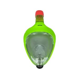 Máscara de Mergulho Silicone Full Face Libertad Pequena -  Cetus