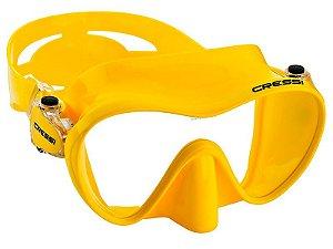 Máscara de Mergulho Silicone Frameless - Cressi