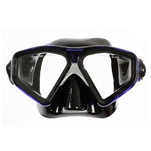 Máscara de Mergulho PVC New Parma - Cetus