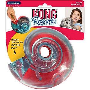 Brinquedo Interativo - Kong Rewards Shell