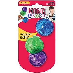 Brinquedo Interativo - Kong Lock-It