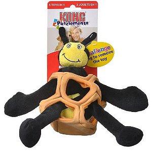 Brinquedo de Pelúcia - Kong Puzzlements Abelha