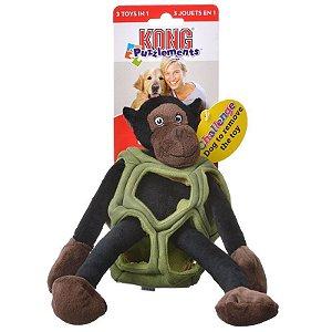 Brinquedo de Pelúcia - Kong Puzzlements Macaco