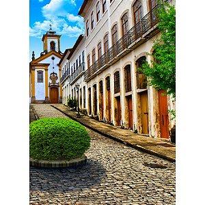 Fundo Fotográfico Tecido Algodão - 329