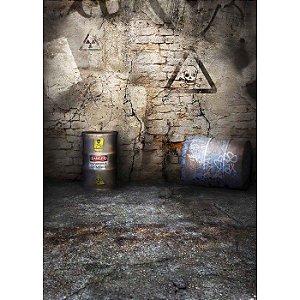 Fundo Fotográfico Tecido Algodão - 156
