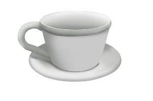 Xícara de Fibra