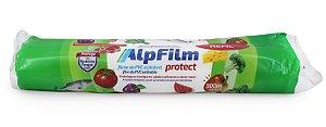 REFIL de Filme PVC - Plástico Filme Esticável para Caixa Trilho Semiprofissional - 300m x 45cm