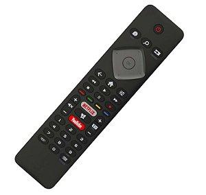 Controle Remoto TV LED Philips 50PUG6654 com Netflix e Youtube