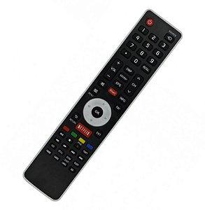 Controle Remoto TV Hisense ER-33911HS com Netflix