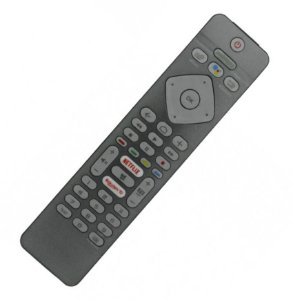 Controle Remoto para Tv Philips Netflix 43pus6704
