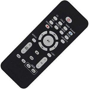 Controle Remoto Som Mini Hi-Fi System Philips NTX600 / NTRX700X