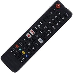 Controle Remoto TV LED Samsung BN59-01315H com Netflix / Prime Vídeo / Globo Play / Smart TV