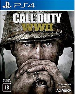 Call of Duty WW II - PS4