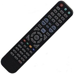 Controle Remoto Receptor Azamérica S2010 HD