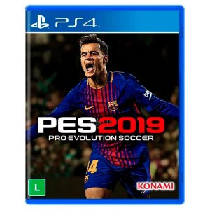 Game Pro Evolution Soccer 2019 - PS4