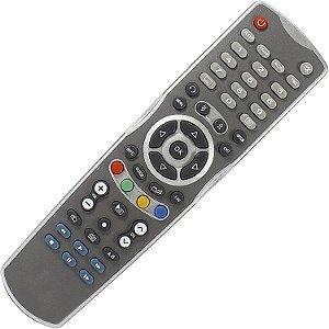 Controle Remoto Receptor Newsat Smart HD