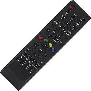 Controle Remoto Receptor Azbox Bravíssimo Twin HD