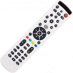 Controle Remoto Receptor Atto Pixel TV 4K