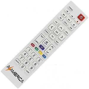 Controle Remoto Receptor Azamérica S1009 HD