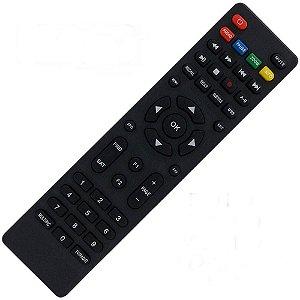 Controle Remoto Receptor Gosat Plus HD