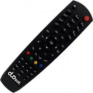 Controle Remoto Receptor Duosat Troy Generation HD
