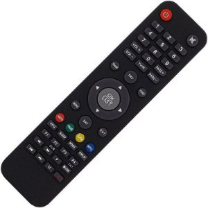 Controle Remoto Receptor Nazabox NZ S1010 HD
