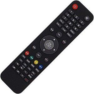 Controle Remoto Receptor Nazabox NZ S1010 Plus HD