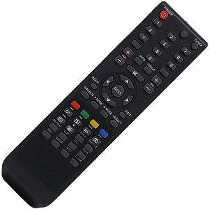 Controle Remoto TV LED Philco PH16V18DMT / PH24D20DG / 24D20DGB / 24D20DGR / PH24D21D