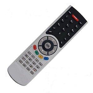 Controle Remoto Receptor Phantom Ultra HD TV
