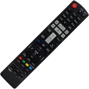 Controle Remoto Home Theater Blu-Ray LG AKB72976001 / HB905TA / HB976TZW / HLX50W / HLX55W