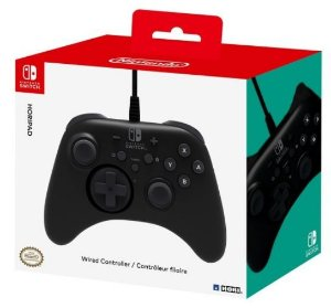 Controle Nintendo Switch Hori Pad Wired Com Fio