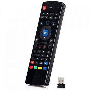 Controle Remoto Duosat Next FX UHD Air Mouse