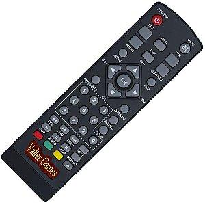 Controle Remoto HTV Box A6