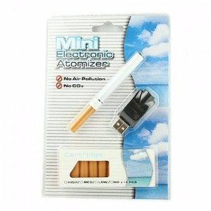 E-Cig Mini Electronic Atomizer - Cigarro Eletrônico