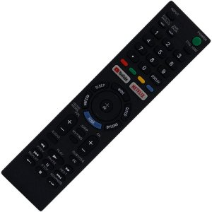 Controle Remoto TV LED Sony RMT-TX300B com Youtube e Netflix (Smart TV)