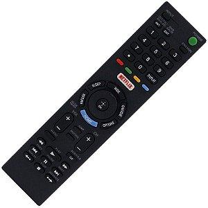 Controle Remoto TV LED Sony KDL-32W605D Netflix