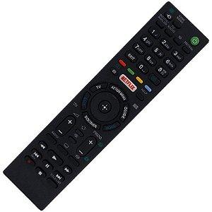 Controle Remoto TV LED Sony Bravia KD-65X8501C com Netflix