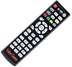 Controle Remoto Globalsat Gs-130 Full HD