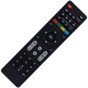 Controle Remoto Receptor Phantom Premium HD