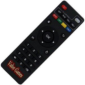 Controle Remoto Receptor X Full TV F1 HD