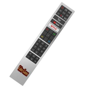 Controle Remoto TV LED AOC 32S5295 / 43S5295 com Netflix / Youtube / Netrange (Smart TV)