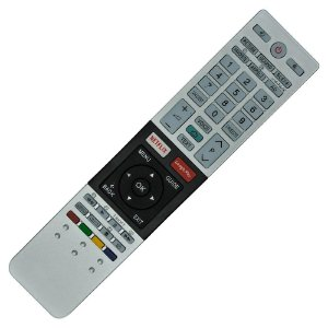 Controle Remoto Tv Led Toshiba Netflix e Google Play CT-8536