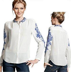Camisa Estampa Lusitana (Pronta Entrega)