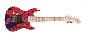 Guitarra infantil Homem Aranha Linha Marvel PHX GMS - K1